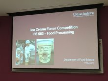 Ice Cream Flavor Competition