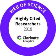 Highly Cited Researchers 2018